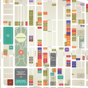 Over-the-Rhine Wayfinding Map